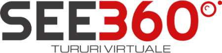 SEE360 - Tururi Virtuale Logo