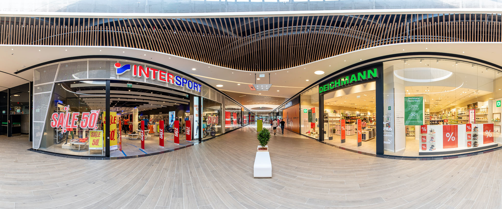 Tur virtual centre comerciale